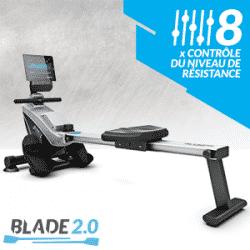 Rameur d'Appartement Bluefin Fitness Blade 2.0