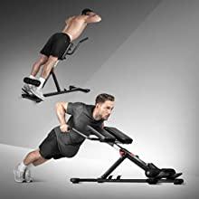 Banc de Musculation Sportstech BRT150