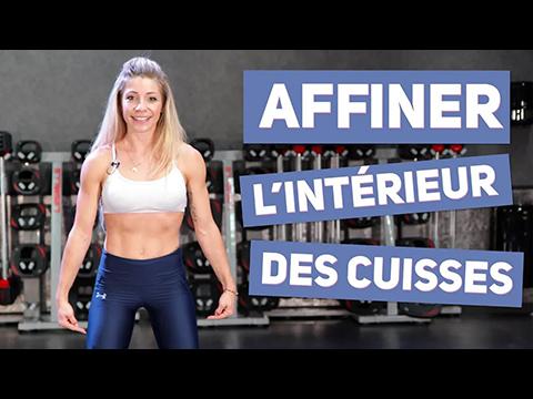 Affiner l'Intérieur des Cuisses - Training 20 min - Laura Day FIT