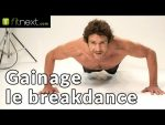 Exercice de Gainage : le Breakdance by Erwann Menthéour