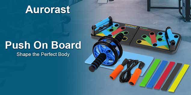 Kit Musculation Aurorast 4 en 1