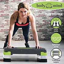 Stepper d'Aérobic Body & Mind